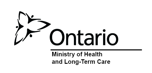 Ministry pf Health and Long-term-care logo